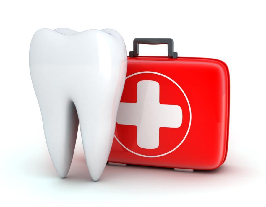 tooth with emergency case | emergency dentist harleysville pa